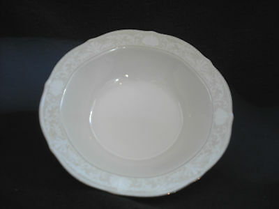 Noritake IMPERIAL LACE -Round Vegetable Bowl BRAND NEW
