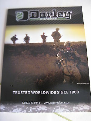 Darley Defense 2011 Catalog Booklet New / 152 pages