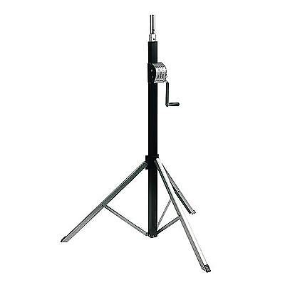 Global Truss DT-3800L Twelve Foot DJ Lighting Crank Stand