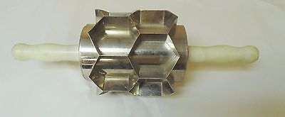 Dough Cutter Moline Hex Biscuit Cutter Manual Dough Cutter 14 Cavity