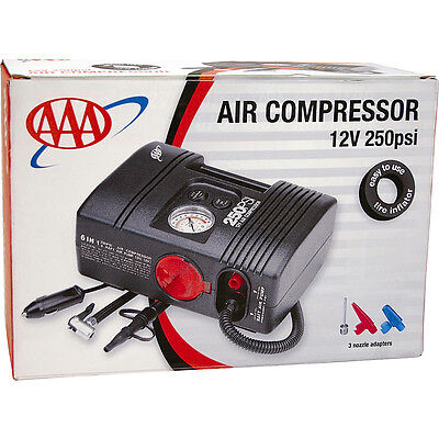Lifeline First Aid AAA 250psi Air Compressor - As-Shown