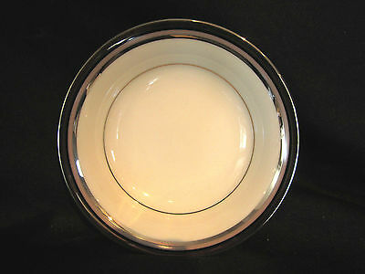 Noritake PLATINUM LIGHTS - Fruit Nappie Bowl BRAND NEW