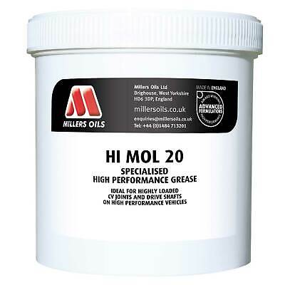 Millers Oils Motorsport Hi-Mol 20 High Performance CV Joint Grease