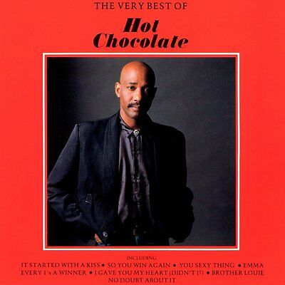 Hot Chocolate The Very Best Of Cd Album (18 Greatest Hits)