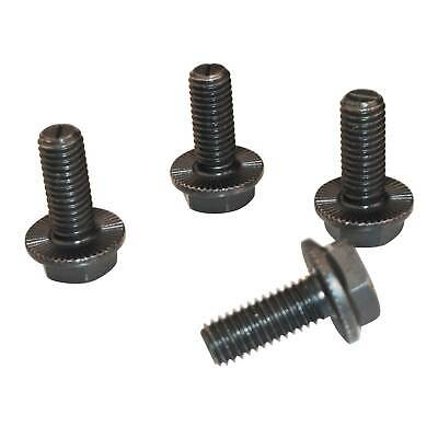 OMP Seat Subframe Mounting Bolts And Washers - M8 x 1.25 Thread - Set Of 4