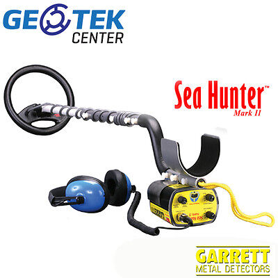 Metal Detector Garrett Sea Hunter Mark II - Sub - Subacqueo