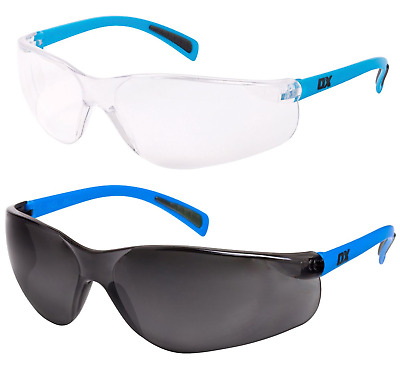 Ox Lightweight Safety Glasses Spectacles Specs UV Eye Protection Padded EN166