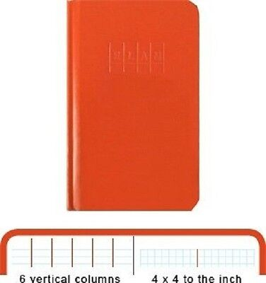 New Elan Engineers Field Book Standard - Standard Size 4x4 - pack of 4