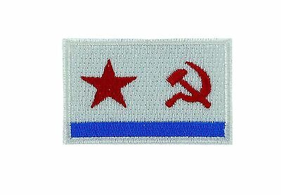 Patch backpack urss ussr navy soviet badge flag russia russian ccp