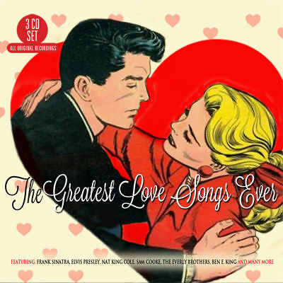 The Greatest Love Songs Ever - - Various NEW CD