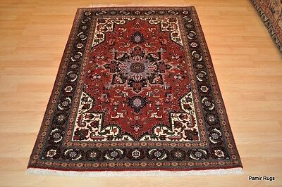 3.5x5 ft. PERSIAN Tabriz Handmade hand woven AUTHENTIC Top quality oriental rug