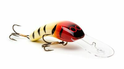 Oar-Gee Lure 75mm Plow, 4.5m, Colour CR, Freshwater Fishing, Fishing,Oargee Lure