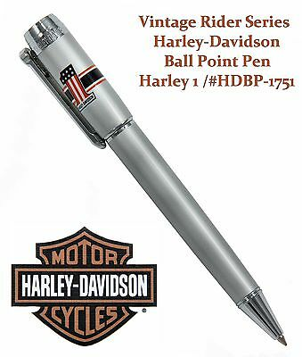 Harley Davidson Vintage Rider #HDBP-1751 / HARLEY 1 Ball Point Pen