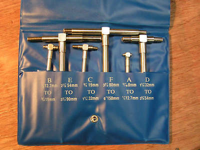 Telescopic Gauge Set