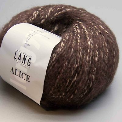 Lang Yarns Alice 0068 / 50g Wolle (11.90 EUR pro 100 g)