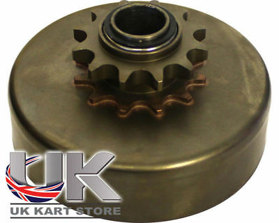 Noram 4000 Series Clutch Drum 16T 219 Pitch UK KART STORE