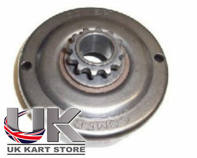 Comer W60 Clutch Drum 12T UK KART STORE