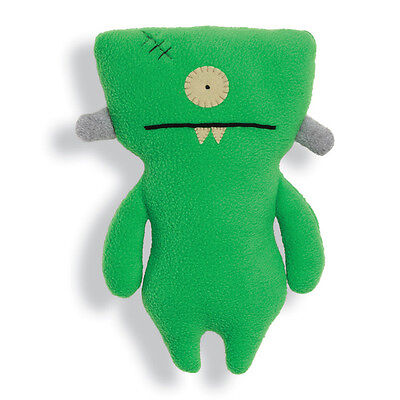 """Ugly Doll Dc Comics 4036795 Universal Monsters Frankin Wedgehead - 11"""""""