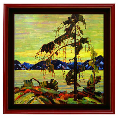 The Group of Seven Tom Thomson Oil Painting repro The Jack Pine