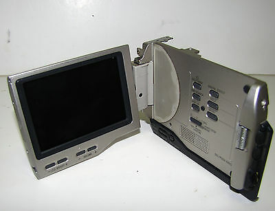 SONY DCR-TRV8 LCD Screen with Lateral Body Panel Part Replacement
