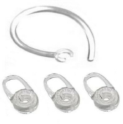 Pack Of 3 Eargels and Earhook For Plantronics M70 M90 Voyager Edge