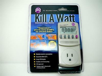 P3 KILL-A-WATT Electricity Power Usage Monitor P4400