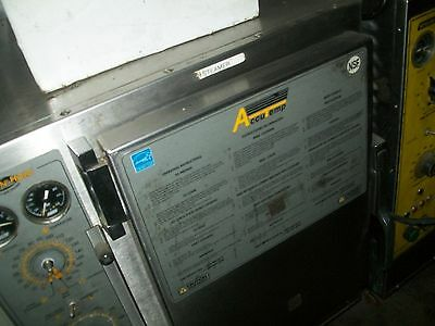 Acu Temp Steam And Hold Oven, Vacum Type Oven,Electric,230V,900 Items On E Bay