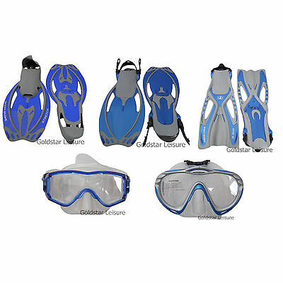 Body Glove Childrens Junior Tempered Mask Or Fins Scuba Diving Swimming Beach