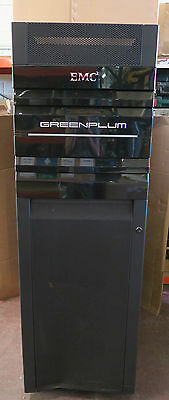 EMC Greenplum T-Rack1 40U Server Rack Cabinet Enclosure 100-585-008 900-585-005