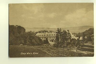 tp4160 - Cumbria - Shap - Shap Well Hotel and Grounds  - Postcard