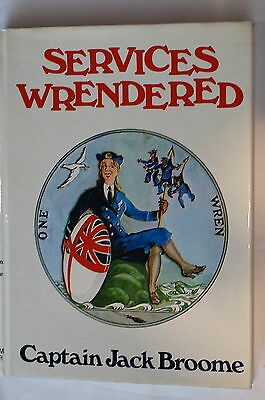 WW2 British RNAS WRENS Services Wrendered  Reference Book