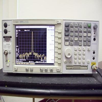 Agilent HP Keysight E4443A PSA Spectrum Analyzer, 3 Hz to 6.7 GHz