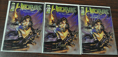 Witchblade 185 Issue Lot! 1/2-95, Variants,22 Autographed Con Variants And More!