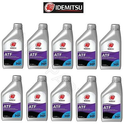 10 Quarts Idemitsu ATF Type HP 5 Speed Automatic Transmission Fluid for Subaru