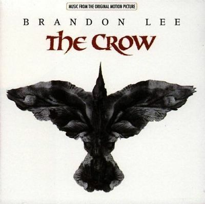 Ost - Crow, The (soundtrack) NEW CD