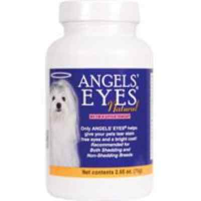 Angels Eyes Natural Coat Stain Remover For Dogs Chicken 75 Gram