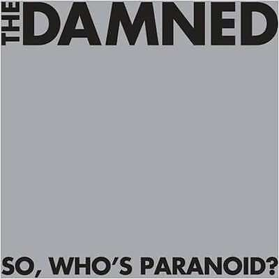 Damned, The - So, Who's Paranoid? NEW 2 x LP