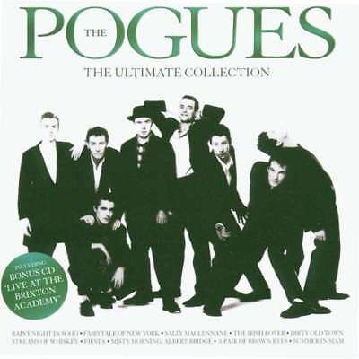 The Pogues - The Ultimate Collection (with NEW CD