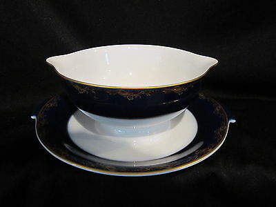 Rosenthal FREDERICK THE GREAT - Gravy Boat & Stand