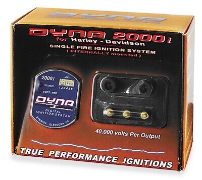 Dynatek - D2KI-5P - 2000i Ignition and Coils Kit`