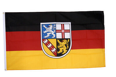 100/% Polyester With Eyelets Germany Province Bayern Flag 5 x 3 FT