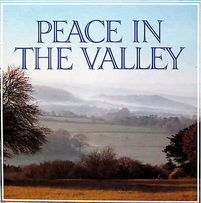 Peace In The Valley 7xLP Box Set Willie Nelson Dolly Parton Glen Campbell etc NM