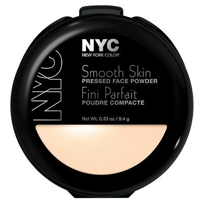 NYC Smooth Skin Pressed Face Powder - Translucent