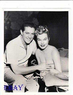Gloria Marshall busty, Bob Cummings Show VINTAGE Photo