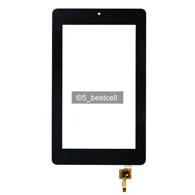 NEW Black Touch Screen Digitizer Outer Glass For Acer Iconia One 7 B1-730