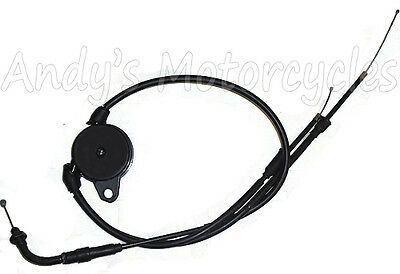 Heavy Duty Throttle Rev Cable for Aprilia RS125 RS 125 125cc 1995 to 2013