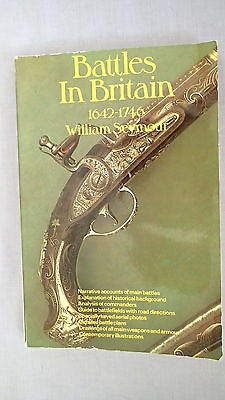 Battles in Britain 1642-1746 Reference Book