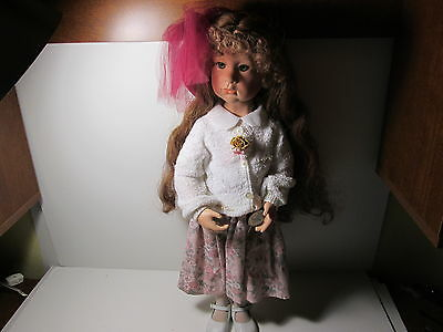 Julie Good-Kruger Garden Party Doll Limited New