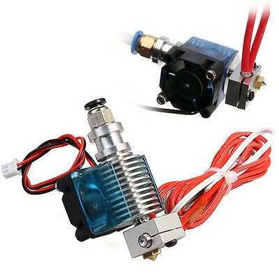 Hotend Buse 0.3/0.4/0.5mm pour J-head 1.75/3mm 3D imprimante Printer Extrudeuse