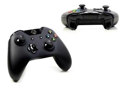 Microsoft Xbox ONE Original WIRELESS CONTROLLER SCHWARZ kabellos Gamepad G